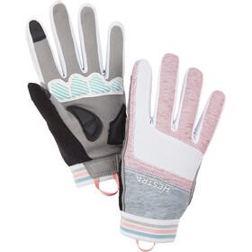 Hestra Bike Guard Long Finger Gloves light rose